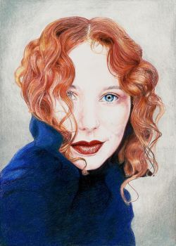 Tori Amos by Pevansy