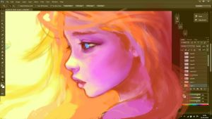Fire Within (WIP) by DestinyBlue