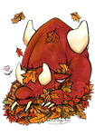 MyM: Fall Leaves by ShamelessMagic