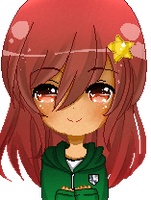 WHOA FIRST PIXEL- by HatofulHato