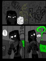izzy and the monster trio 2nd page by HINCAPIE319