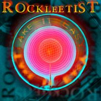 Rockleetist - Take It Easy! single artwork by The-H-Person