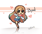 Byal's new look by griff-chii