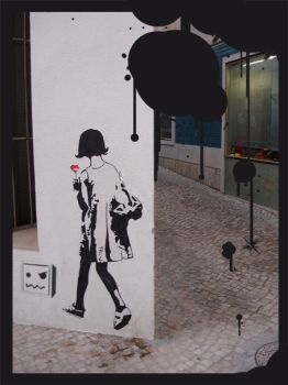 ::The Stencil:: by The-Box-Man