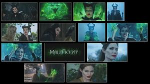 Maleficent trailer collage by RetardMessiah