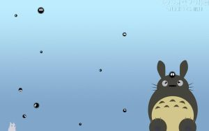 My Neighbor Totoro - Wallpaper by Mazdi