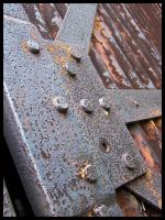 Pitted Metal by TaterKnoll