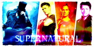 Supernatural tryptic by chasesocal