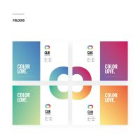 Clik Coatings Identity by Dalash