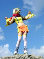 Rikku Fairy - KH2 by Itakoo