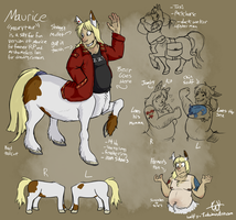 Hetherev: Maurice 2013 by Wolfy-T