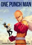 One Punch Man by pandaautis