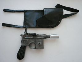 Star Wars Imperial blaster with holster by haylents