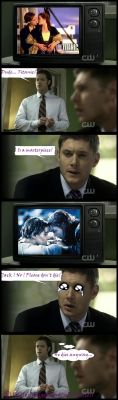 Supernatural Funny Moments 26 by FallenInDarkness