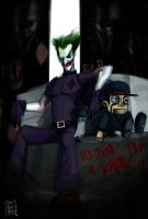 Joker's Just Jokin' by El-Ro-Bo