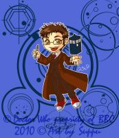 Doctor Who- 10th Doctor by Suppu