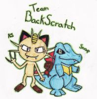 Team BackScratch by Autogirl