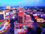 Kuching Diorama by nelsonpray