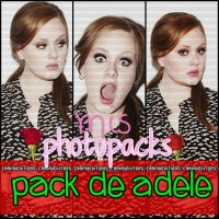 pack 4 de adele by kamilitapiglet