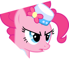 Determined Pinkie Pie by Feitaru