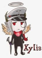 Xylis by waterbender-chan
