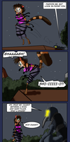 The Cat's 9 Lives: Catnap and Outfoxed Pg25 by TheCiemgeCorner