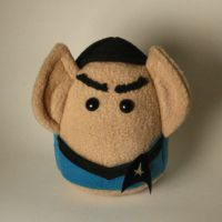 Spock Plushie by Saint-Angel