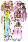 Request: Daisy and Laury by LauryPinky972