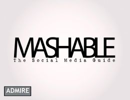 Mashable Logo 2 by ADMIRE-GD