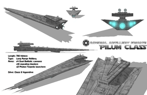Pilum class IAF by Ovni-the-UFO