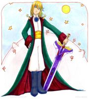 ToS:le petit prince by belyaal