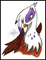 Gilda the Griffon: .Color. by kitten133
