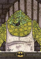 Killer Croc by SpencerPlatt
