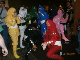 Power Rangers The Movie by enterprisedavid
