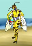 Yellowjackets All Over This Beach by SpiderMilkshake