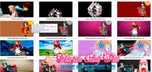 Fondos anime by Tutos Lady pink by TutosLadyPink