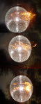 Disco Ball 'On Fire' by THEEPICARTIST8
