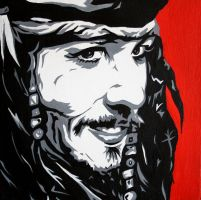 Jack Sparrow by Phadme