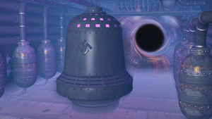 Die Glocke : Space warp by Vitaloverdose