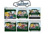 The Holiday's by JK-Antwon