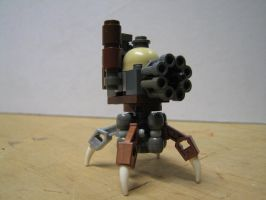 Steam Spider Lego by Maroventolo