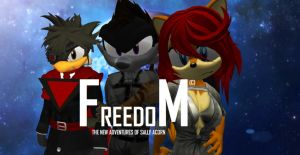 Freedom Comics Promo 1 by Brittalsworld