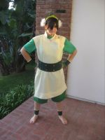 toph cosplay1 by ms-guppy