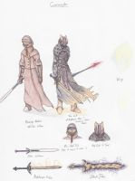 Of Sand and Ash Concept Art 1 by Ai1ment