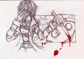 KillJoy bloody banner by InfectedLobster