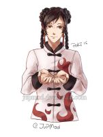 Tenten: Alt The Last design by JuPMod
