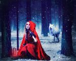 Red Riding Hood by SusanLight