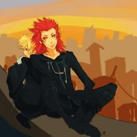 kh :: just another day by meenist
