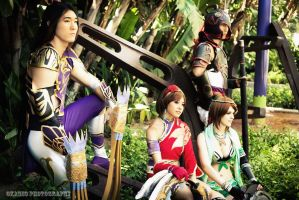 Dynasty Warriors 7 Group by JFamily