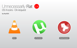 Unnecessarily Flat v2.4 - On request by thy4205